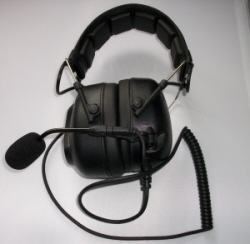 Noise Cancelling Headset Hi Rose