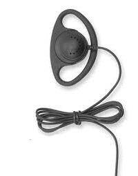Motorola MTH D Shape Earpiece Listen Only EHSR